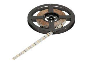 Banda LED,De dos filas, Häfele Loox LED 3028, 24 V Clase de eficiencia energética A+