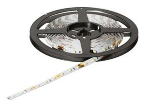 Banda LED,Loox LED 2013, 12 V Distancia de LED corta para una iluminación homogénea, banda LED con 300 LEDs