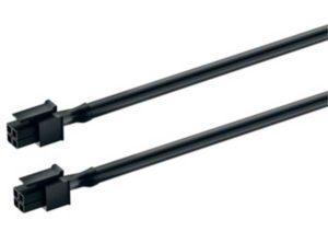 Cable de alimentación,Häfele Loox para multi-cajas hacia la entrada de conmutación