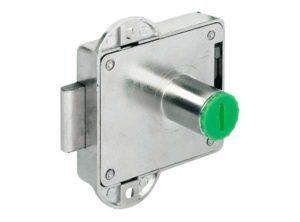 Cerradura de varilla giratoria,Symo Standard-Nova, entrada 40 mm Para combinar con núcleo intercambiable Symo