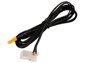 cable de alimentación, Para Loox LED 2015, 12 V For connecting strip lights to driver, cable de alimentación, Longitud: 2000 mm