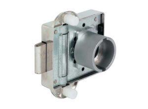 cerradura-de-varilla-giratoria,Häfele-Standard-Nova,-Sistema-de-montaje-30-mm,-Entrada-40-mm