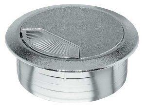 hafele pasacables-60-80-aluminio