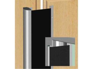 perfil para la protección de dedos,NR-38 XL, Athmer Para atornillar, En el lado de rodadura atornilladura oculta